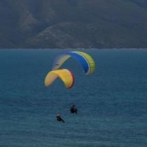 Paragliding_Albania_9th_FAI_2_parachute_