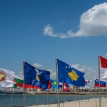 Paragliding_Albania_9th_FAI_Flags