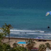 Paragliding_Albania_9th_FAI_Parachute_sea