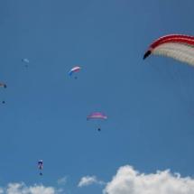 Paragliding_Albania_9th_FAI_parachute_sky