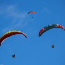 Paragliding_Albania_9th_FAI_parachutes